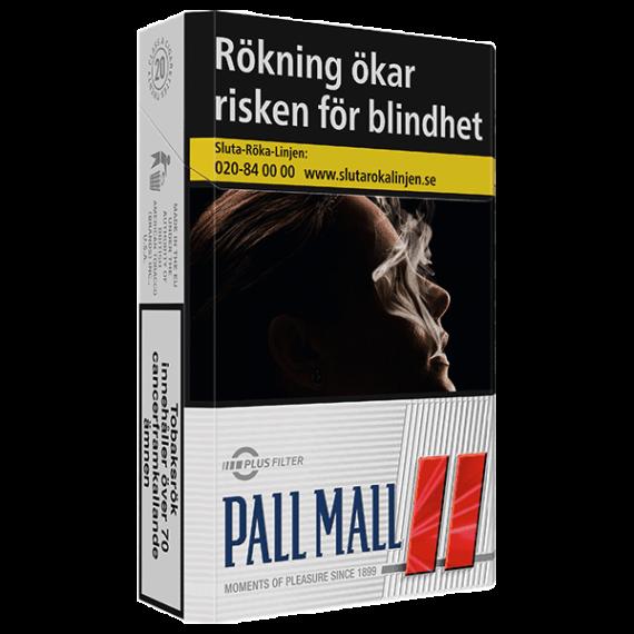 Den ursprungliga cigaretten från Pall Mall