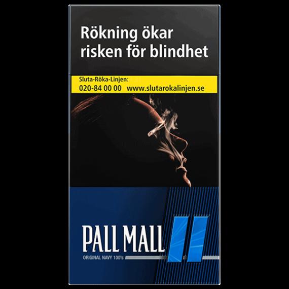 Pall Mall Original Navy 100's Cigarett
