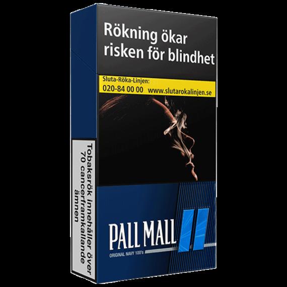 En populär cigarett med längre filter