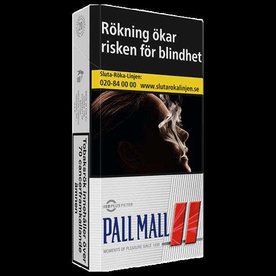 Den ursprungliga cigaretten från Pall Mall men i en längre version