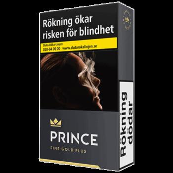 Prince Fine Gold Plus Cigarett