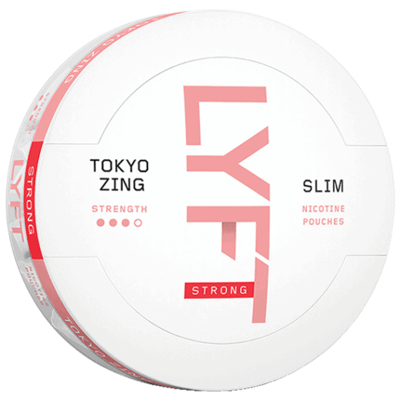 LYFT Tokyo Zing Slim Portion