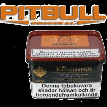 Pitbull Original Finmald från Kungssnus för snustillverkning av eget snus hemma. Enkelt, billigt och bra resultat