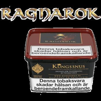 Snussatsen Ragnarök från Kungssnus för snustillverkning av eget snus hemma. Enkelt, billigt och bra resultat.
