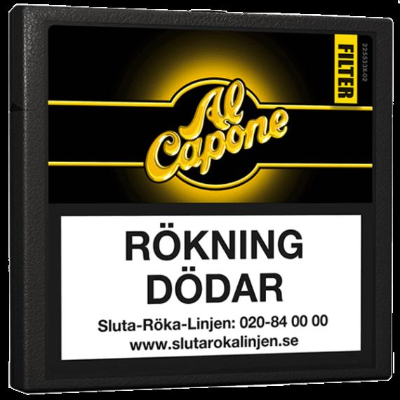 Al Capone Filter - 10 Cigarett