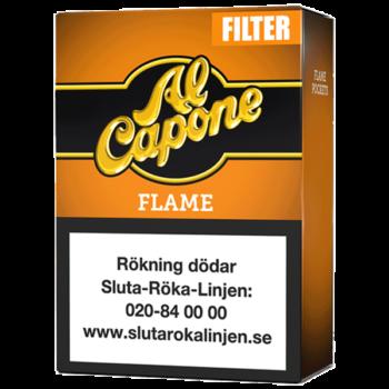 Al Capone Pockets Filter Flame - 18 Cigariller