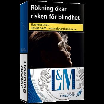 L&M Blue Label Cigarett