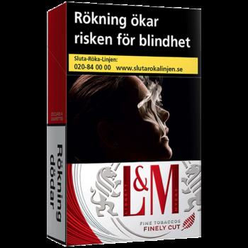 L&M Red Label Cigarett
