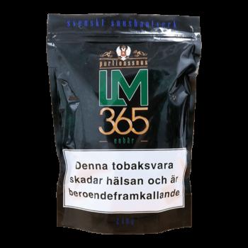 LM365 Enbär Portionssnus Snussats 240gram