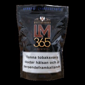 LM365 Naturell Portionssnus Snussats 240gram