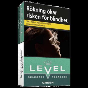 Level Green Cigarett