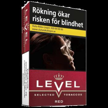 Level Red Cigarett