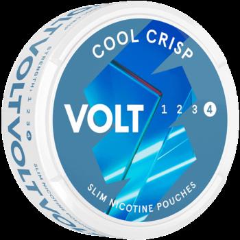 Volt Cool Crisp Extra Strong Slim All White Portion
