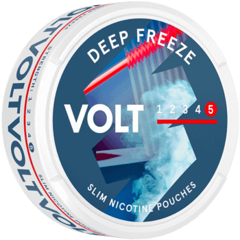 Volt Deep Freeze Slim All White Portion