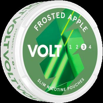 Volt Frosted Apple Slim All White Portion