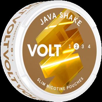 Volt Java Shake Normal Slim All White Portion