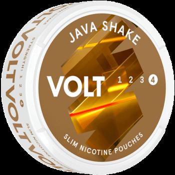 Volt Java Shake Extra Strong Slim All White Portion
