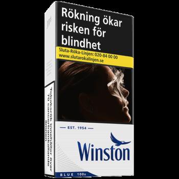 Winston Blue 100's Cigarett