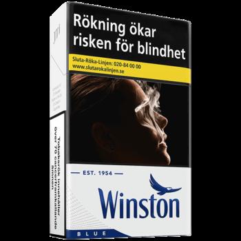 Winston Blue Cigarett