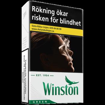 Winston Green Cigarett