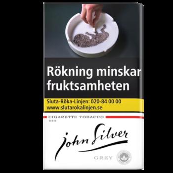 John Silver Grey Rulltobak - köp fraktfritt från snusfabriken.com