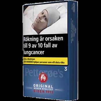 Petteröes blandning 3 Rulltobak - köp fraktfritt från Snusfabrken.com