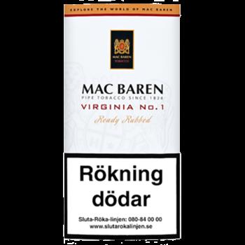 Mac Baren Virginia No. 1 Piptobak