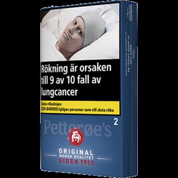 Petteröes blandning 2 Rulltobak - Köp fraktfritt från snusfabrken.com