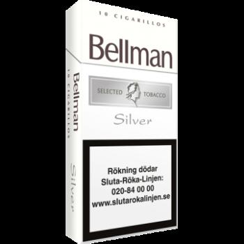 Bellman Silver 10-pack cigariller