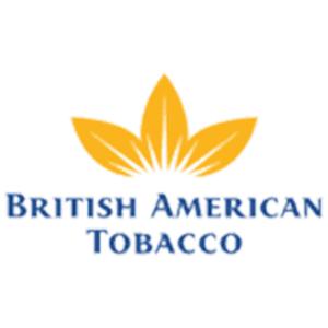 Brittish American Tobacco - Även kända som BAT och tillverkar bland annat röktobak