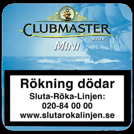Clubmaster Mini Blue cigariller