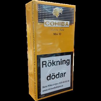 Cohiba Mini 10-pack cigariller