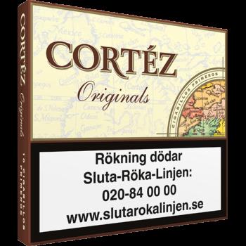 Cortéz Originals 10-pack cigariller