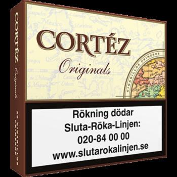 Cortéz Originals 20-pack cigariller