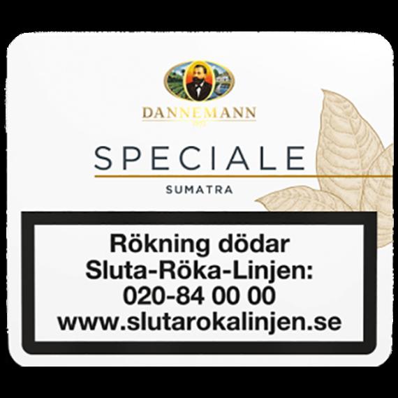 Dannemann Speciale Sumatra cigariller