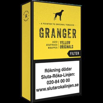 Granger Original Yellow Filter cigariller