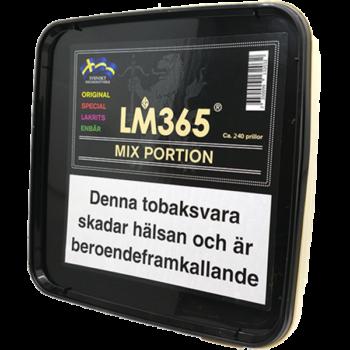 LM365 Mix Mini Portionssnus