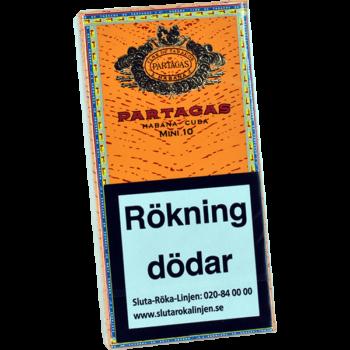 Partagas Mini 10-pack cigariller