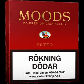 Ritmeester Moods Filter 20-pack cigariller