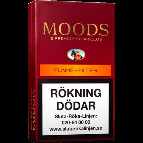Ritmeester Moods Flame Filter cigariller