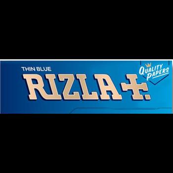 Rizla Blå 50 Rullpapper - Köp fraktfritt från Snusfabriken.com