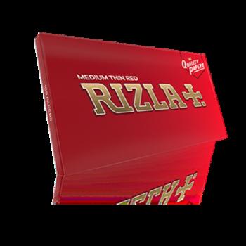 Rizla Röd 100 Rullpapper - Köp fraktfritt från Snusfabriken.com