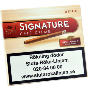 Signature Beige cigariller