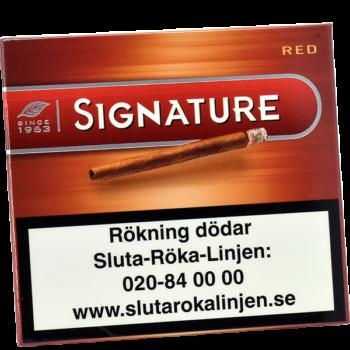 Signature Red cigariller